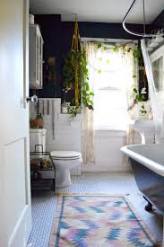 plants in the bathroom inspiration from our house tours