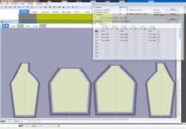 pattern grading easy dokuknit v8 easy pattern grading youtube