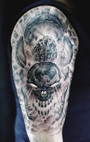 best skull tattoos for
