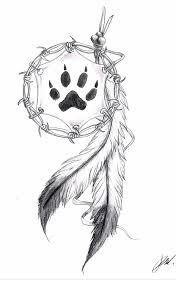 with a wolf print tattoo pinterest wolf tattoo and tatting