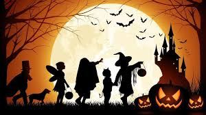 cartoon halloween background halloween wallpapers hd 1080p buscar con google only halloween