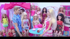 barbie doll toilet barbie u0026ken birthday baby alive doll my