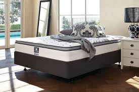 spinecare reflection plush bed by sealy harvey norman