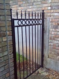 gate and fence wrought iron driveway gates wrought iron garden