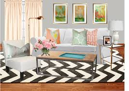 Pottery Barn Chevron Rug by Cup Half Full May 2013