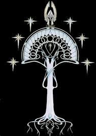 white tree of gondor image elessar telcontar mod db