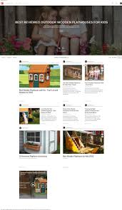 19 best best wooden playhouses for kids 2016 images on pinterest