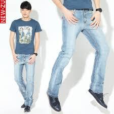 Light Colored Jeans Light Blue Jeans For Men