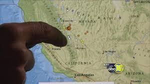 Earthquake Los Angeles Map by 4 0 Magnitude Earthquake Hits Morongo Valley Abc30 Com