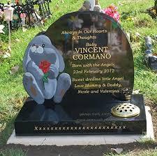 headstones for babies child memorials children s headstones and memorials cherished