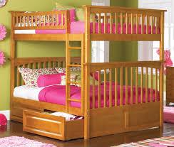 Berg Bunk Beds by Atlantic Furniture Columbia Full Over Full Bunk Bed
