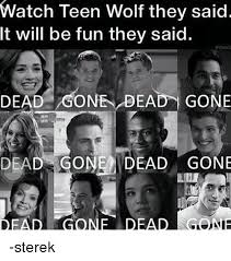 Teen Wolf Meme - image result for teenwolf memes on we heart it