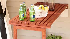 Drop Leaf Patio Table Fold Table