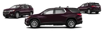 Chevy Traverse Interior Dimensions 2018 Chevrolet Traverse Lt Cloth 4dr Suv W 2fl Research Groovecar