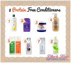 best leave in conditioner for relaxed hair 8 really good protein free conditioners deep conditioning free