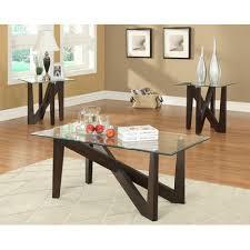 Hokku Designs Coffee Table Deals Crawford U0026 Burke The Hemsworth Living Room 3 Piece Table Set