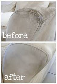 How To Dry Clean A Sofa How To Clean A Microfiber Couch By Selma Anabelle Pinterest