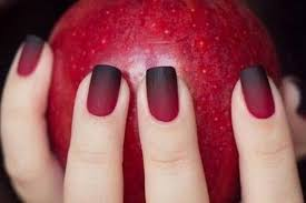 10 red and black nail designs to experiment with