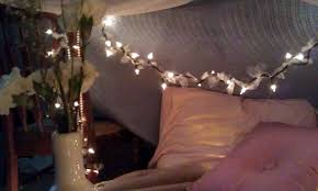 Christmas Lights In A Vase by Passion Pink U0026 Pearls Date Night Idea Grown Up Tent