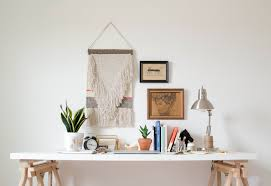 Office Table Front View Home Office Styling U2013 Ashlee Mcclung