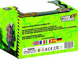 amazon com walking dinosaur toy tg636 u2013 triceratops toy for boys