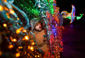 Festival Of Lights Peoria Il Journal Star Photos Of The Month November 2015 U2013 The Eye