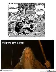 You Shall Not Pass Meme - you shall not pass meme by djnizze memedroid