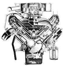 fe block the ford v 8 engine workshop