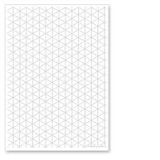 printable isometric paper a4 dadcando com doing party invitations big kitchen science