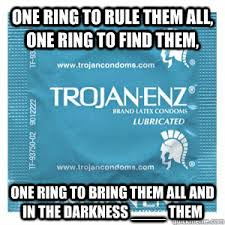 One Ring To Rule Them All Meme - one ring to rule them all one ring to find them one ring to