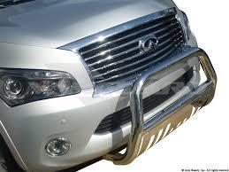infiniti qx56 hood 11 15 infiniti qx56 qx80 front bull bar bumper protector guard s s