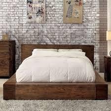 Wood Bed Platform Brilliant Best 25 Wood Platform Bed Ideas Only On Pinterest