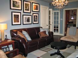 Light Blue Living Room by Living Room Delightful Living Room Decoration Using Brown Red