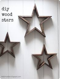 How To Build A Shed Out Of Scrap Wood by Best 25 Wooden Stars Ideas On Pinterest Scrap Wood Projects