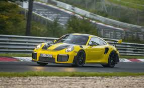 porsche gt3 reviews specs u0026 prices top speed 2018 porsche 911 gt2 rs sets record 6 47 3 nürburgring lap time
