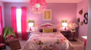 Stylish Pink Bedrooms - bedroom stylish ladies bedroom decor ideas with pink painted