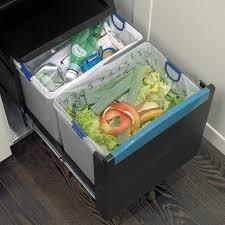 poubelle de cuisine brabantia poubelle de cuisine en plastique contemporaine 395666