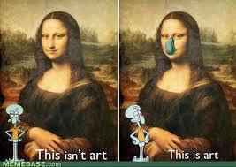 Modern Art Meme - memes as folk art dig 101