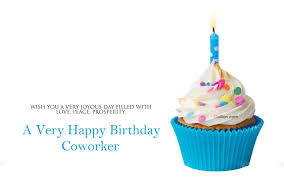 birthday wishes for coworker coworker birthday card gangcraft net