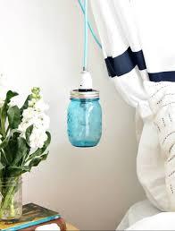 Mason Jar Pendant Light Make A Pretty Mason Jar Pendant Light Mason Jar Crafts