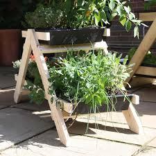 Vegetable Garden Netting Frame by Mini A Frame Vegetable Garden Garden Planters At Harrod