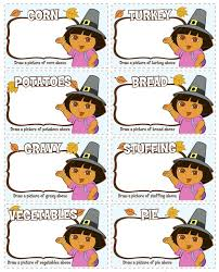 79 thanksgiving kids printables images free