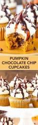 pumpkin chocolate chip cupcakes life love and sugar