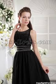 knee length black 2012 modest prom dress img 0076 1st dress com