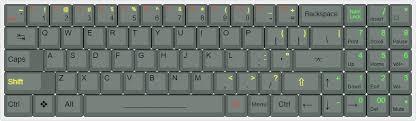 microsoft keyboard layout designer compact keyboard layout peripherals linus tech tips