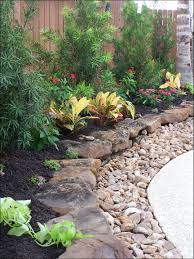 Rock Backyard Landscaping Ideas 71 Fantastic Backyard Ideas On A Budget Rock Landscape Designs