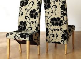 Chair Seat Cover Slipcovers For Dining Room Chairs Denim Seat Covers By The