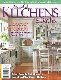 kitchen and bath ideas magazine kitchen beautiful kitchens and baths magazine master bathroom