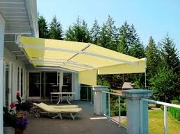 Deck Awnings Retractable Deck Awning Retractable Permanent Deck Awnings Ideas U2013 Three