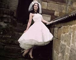 hepburn style wedding dress oh my honey by ohmyhoneyshop on etsy